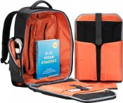 Everki Atlas Wheeled Laptop backpack 17.3 ""