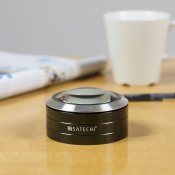 Satechi Read Mate - magnifying glass, aluminum with LED Light