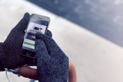 Mujjo Double-Layered Touchscreen Gloves - Extra warm touch gloves!