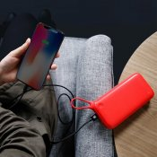 Baseus Type-C PD+QC3.0 Quick Charge Power Bank 20.000 mAh