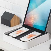 Bluelounge Sanctuary4 - charging station that recharges EVERYTHING!