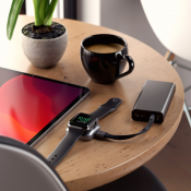 Satechi Magnetisk USB-C laddningsstation för Apple Watch