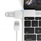 Satechi USB-C Adapter – Förvandla din 12-tums Mac USB-C port till en USB 3.0 port!
