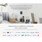 Sensibo Sky - Make your air conditioner smart