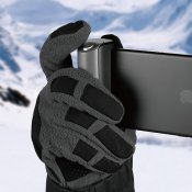 Just Mobile Shutter Grip - smart camera control for your smartphone