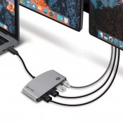 ALOGIC ThunderBolt 3 Dual Display Port portabel dockningsstation med 4K