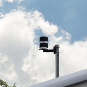 Netatmo Smart Anemometer - measure wind strength and direction of the ultrasound!