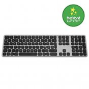 Satechi Wireless Keyboard for up to 3 devices - Nordic Layout