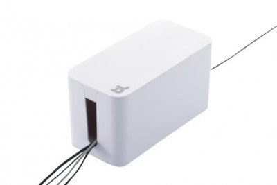 Bluelounge Cablebox Mini - Original from Bluelounge! Flame-resistant cord storage