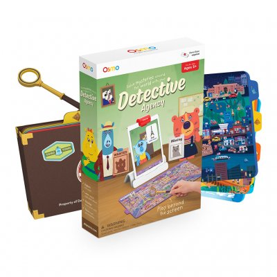 Osmo Detective Agency - Solve mysteries around the world!
