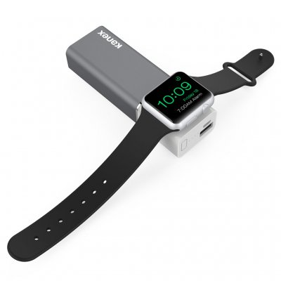 Kanex GoPower Watch Battery – Portabelt batteri 5200 mAh för Apple Watch och telefon