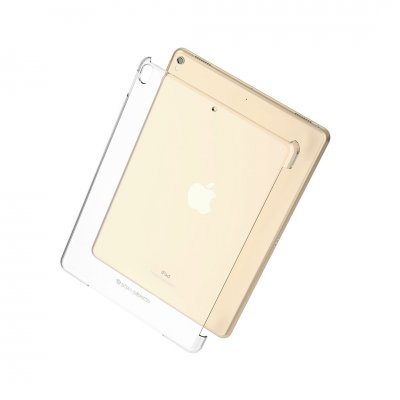 Pipetto iPad 10,2-tums Clear Back Cover