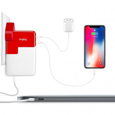 Twelve South PlugBug Duo - Förbättra din Macbook Charger