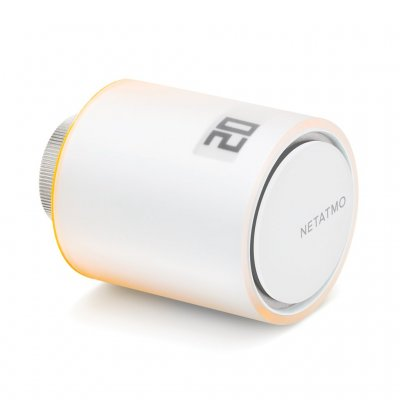 Netatmo Smart Radiator Valves elementventil (1 pack)
