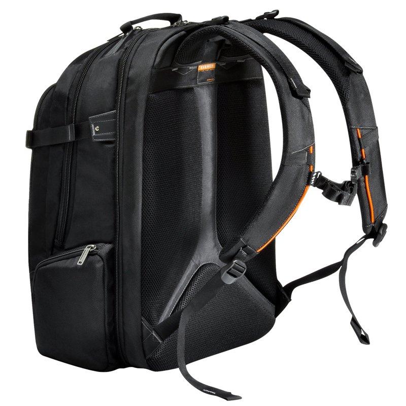 ... Everki Titan - Incheckningsvänlig laptop-ryggsäck f32e1f4531a37
