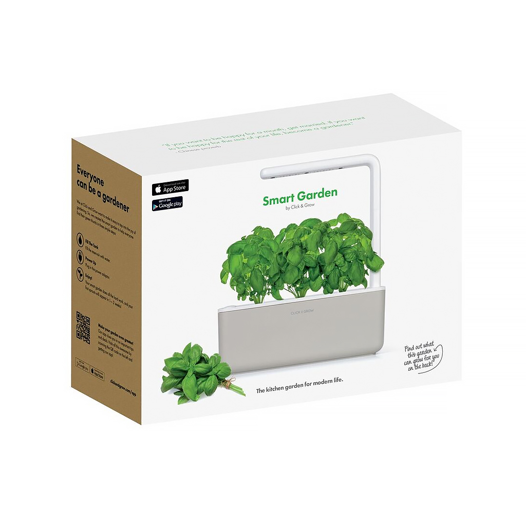 ... Click And Grow Smart Garden 3 Start Kit ...